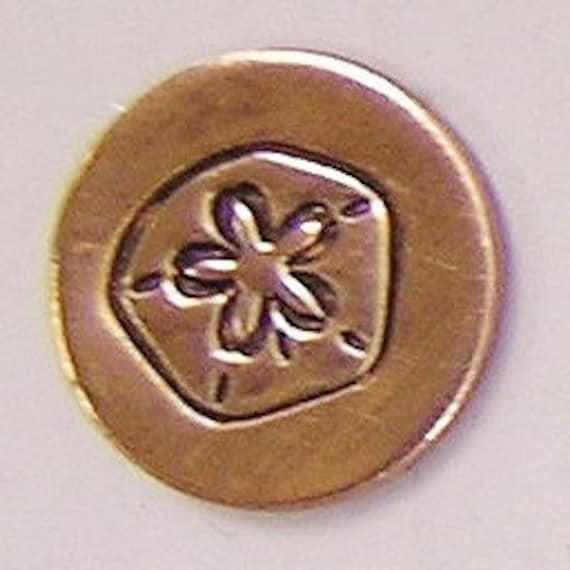 Made in USA SUPPLY GUY 5mm Arch Circles Border Metal Punch Design Stamp SGS-11