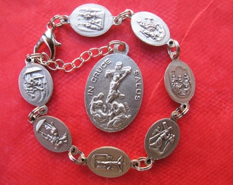 Seven Sorrows of Our Lady - Bracelet - Catholic Gift - Mothers Gift