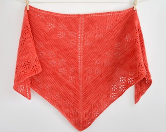 Canopy Shawl Pattern
