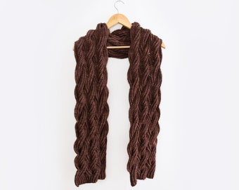 Rosewood Scarf Pattern