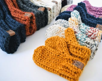Magic Mittens Pattern