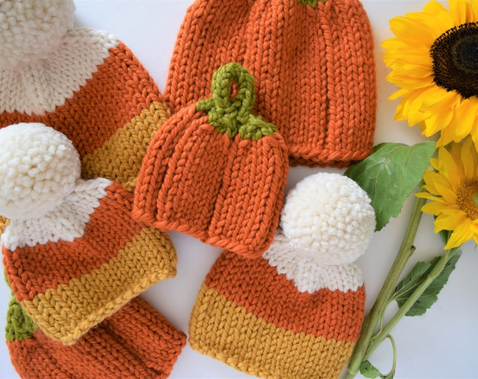 Featured listing image: Fall Themed Hats