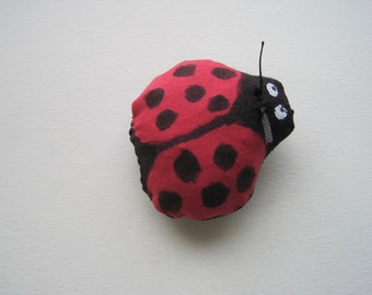 Lady Bug Cat Toy - Unique Cat Toys Filled with Organic Catnip