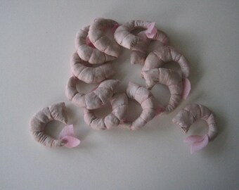 12 Shrimp Cat Toy Filled with Organic Catnip - FREE SHIPPING