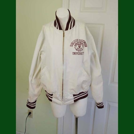 Vintage 1960's Champion College Sports Jacket