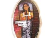 Frida Kahlo wall art...