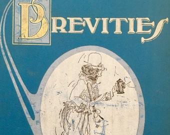 Brevities: 1903 HB Humor, Stunning Art Nouveau Illustrations, Gendered Musings!