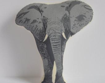 Silkscreen Elephant Toy