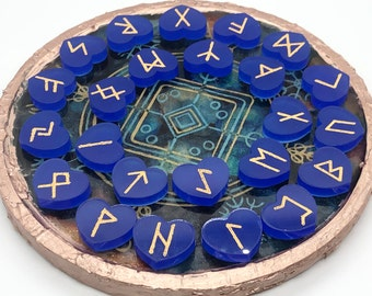 Thermal Heart Runes and Tray