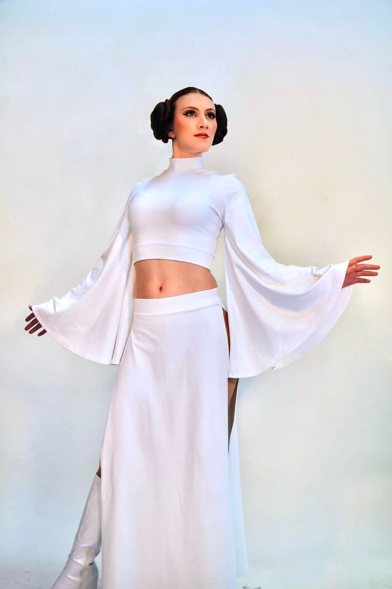 0ff21523703 Sugarpuss PRINCESS LEIA COSTUME Set Star Wars Mock