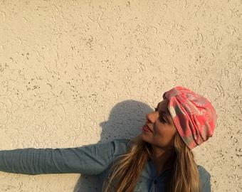 PDF Sewing Pattern and Tutorial DIY - Surimani Turban for Women
