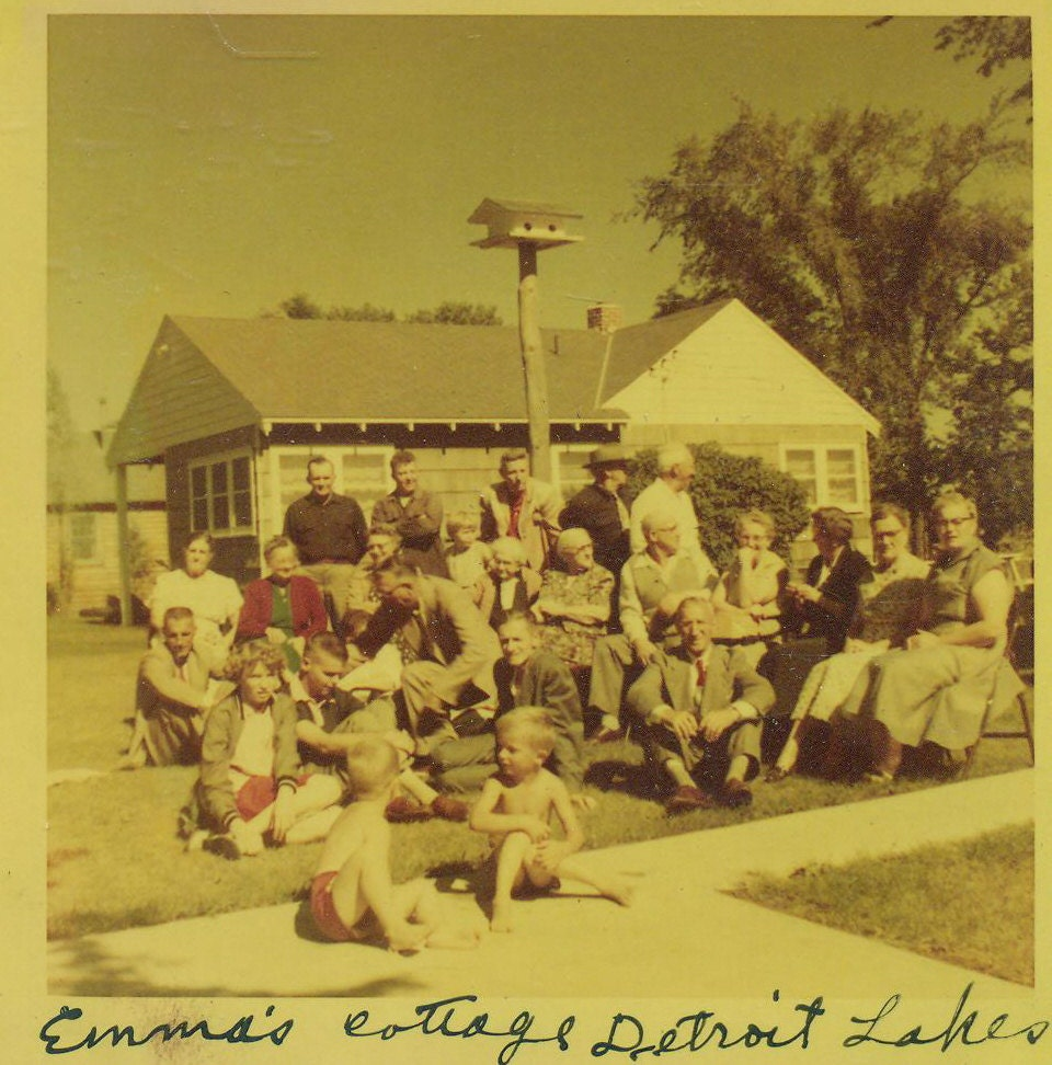 Dakota Farm Family Reunion Emma\'s Cottage Detroit Lakes MN | Etsy