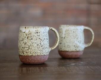 Hokkori Mug - Matte Spotty