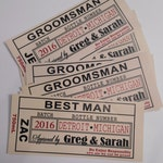 Will you be my Groomsmen   Wedding Groomsmen Liquor Labels   Will you be my Best Man   Groomsmen Labels   Whiskey Label