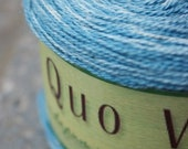 River Spirit Indigo Lace - Nature Dyed Organic Fair Trade Cotton - 500 yds