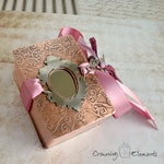 CUSTOM ORDER for Nedre ~ Pendulum Box