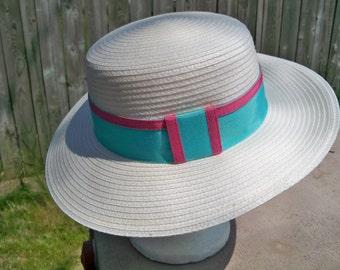 simple summer hat   boutique  KATES CANADA