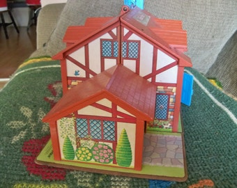 1969-1980 fisher price playhouse number 952 Quaker oats division