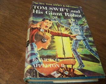 1954 tom swift and his giant robot