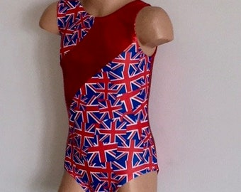 ca8e526a1 Patriotic leotard