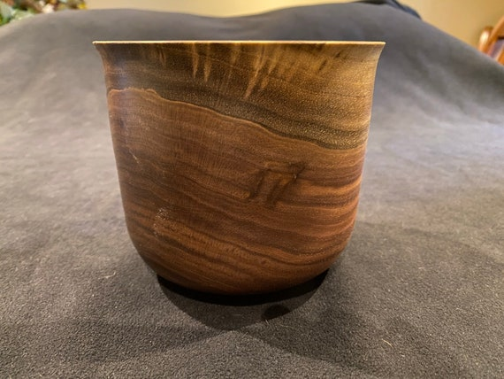 Black Walnut Bowl #123