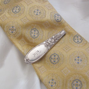 25 Men/'s Neck Tie Bar Clip Silverware 2.5 or 60mm Many to choose from!!!