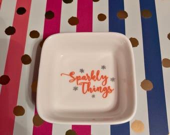 Custom Ring Dish