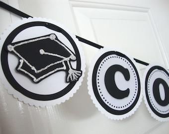 Customizable Congratulations Banner for graduation or wedding