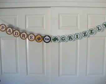 Customized graduation banner
