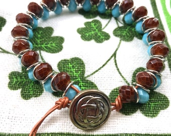 Irish And Celtic Jewelryirish Coin Necklacesrings By