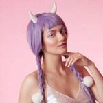 Devil Horns / Monster Horns / Dragon Horns / Demon Horns / Pastel Kawaii Fairy Kei Horns