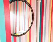 Removable Wallpaper // Meryl Stripe // Perfect for renters and DIY crafters
