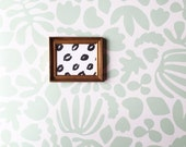 Removable Wallpaper // Muse Mint // Perfect for renters and DIY crafters // Fully removable