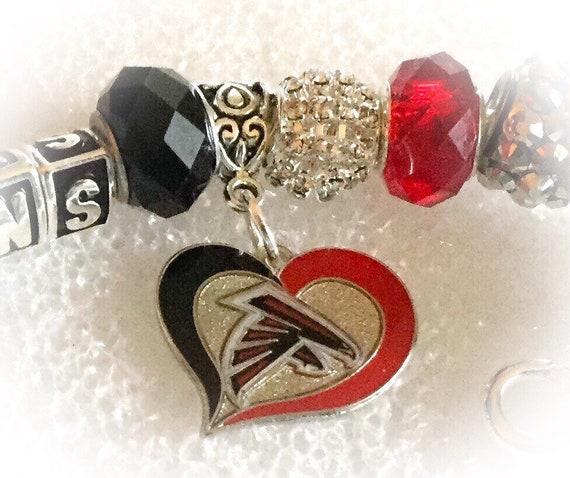 Atlanta Falcons jewelry bracelets Jewelry bracelets handmade  de2ecd7257cf