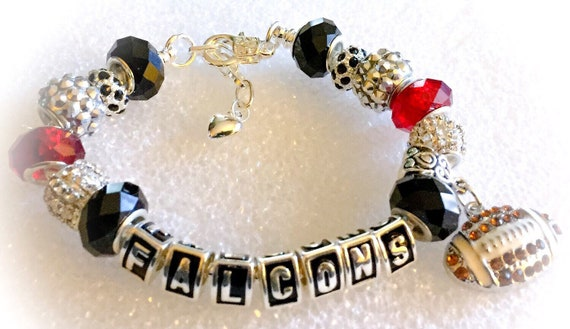 Atlanta Falcons Jewelry bracelets handmade all inspired  7281b2f809bd