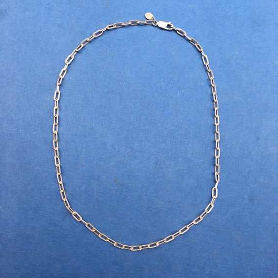 Sterling Silver .90mm Box Chain