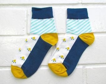 Socks | Womens Socks | Novelty Socks | Funny Socks | Cute Socks | Women Novelty Socks | Gifts Idea | Crazy Socks | Artsy Unique