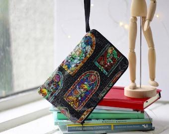 Wristlet Wallet   The Legend of Zelda Wind Waker   Handmade  iPhone  Samsung Galaxy   Matte Finish Vinyl   Phone Purse   Under 20   School