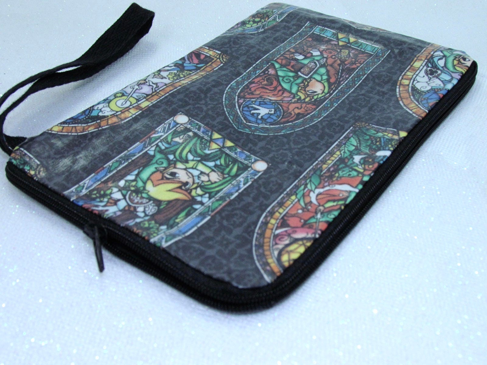 Wristlet Wallet The Legend Of Zelda Wind Waker