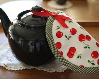 Pattern Teapot Holders - sewing pattern