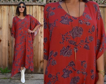 Gypsy Eyes LADY of the CANYON Boho Caftan