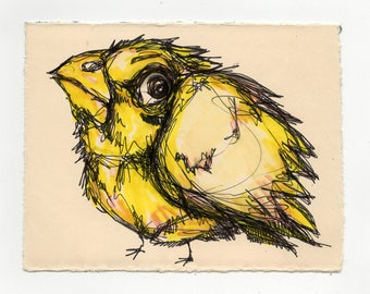 Bird Drawing #14
