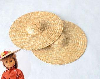 4fce846fb4c Straw Hats Set of 2