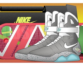Back To The Future Marty McFly  2015