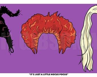 Original Mr Boogedy Art Print Poster Horror Halloween Decor Decorations Ghost