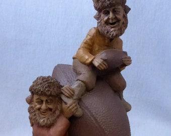Vintage Cairn Studio Tom Clark Gnome Woodspirit  Split-T and Flex-D