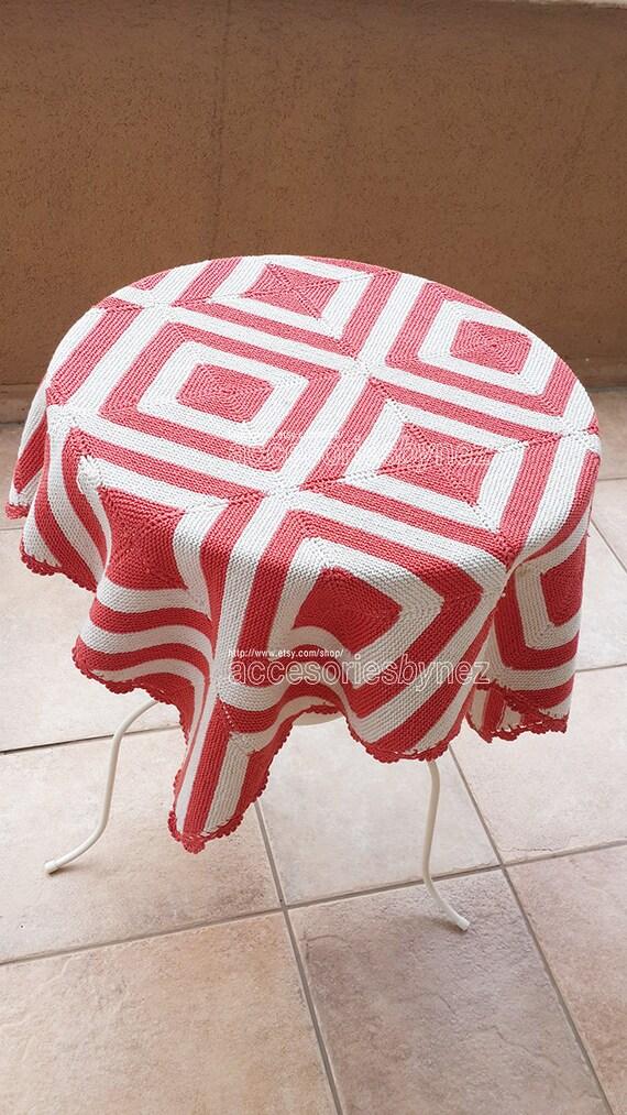 Knit Baby Blanket Pattern Easy Knitting Pattern Knit Blanket Etsy