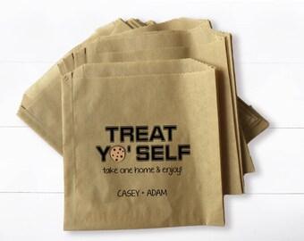 Wedding Cookie Pastry Bag -  Treat Yo' Self
