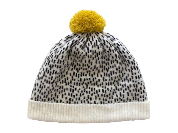 f5f880a46c0 Lambswool Dotty Bobble Hat