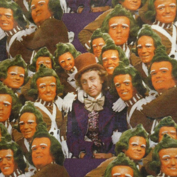 KNITTING PATTERN Oompa Loompa inspired orange cover 14 cms Willy Wonka Toy